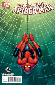 [Amazing Spider-Man #1 (Forbidden Planet Variant) (Product Image)]