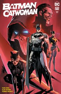[Batman/Catwoman #5 (Cover A Clay Mann) (Product Image)]