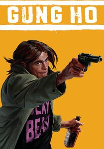 [Gung Ho #4 (Cover C Clarke) (Product Image)]