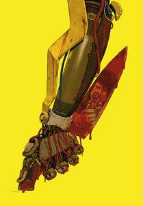 [Cyberpunk 2077: Trauma Team #3 (Product Image)]