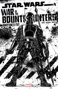 [Star Wars: Bounty Hunters Alpha: Director Cut #1 (Sketch Variant) (Product Image)]
