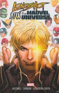 [Longshot Saves The Marvel Universe (Product Image)]