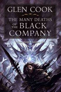 [Many Deaths Of The Black Company (Product Image)]