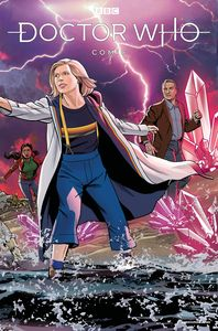 [Doctor Who Comics #4 (Cover C Jones) (Product Image)]