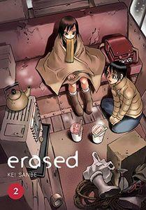 [Erased: Volume 2 (Hardcover) (Product Image)]