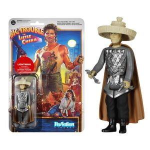 [Big Trouble In Little China: ReAction Figures: Lightning (Product Image)]