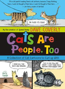 [Cats Are People Too: Collection Of Cat Cartoons To Curl Up With (Product Image)]