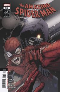 [Amazing Spider-Man #56 (2nd Printing Variant) (Product Image)]