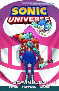 [Sonic Universe: Volume 10: Scrambled (Product Image)]