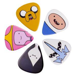 [Adventure Time: Guitar Plectrum Set (Product Image)]