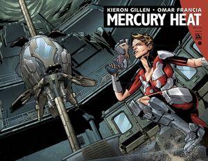 [Mercury Heat #1 (Wrap Cover) (Product Image)]