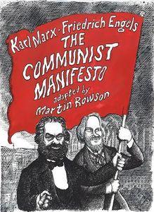[The Communist Manifesto: A Graphic Novel (Product Image)]