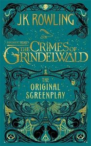 [Fantastic Beasts: The Crimes Of Grindelwald: The Original Screenplay (Hardcover) (Product Image)]