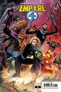 [Empyre: Fantastic Four #0 (Product Image)]
