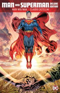 [Man & Superman: The Deluxe Edition (Hardcover) (Product Image)]