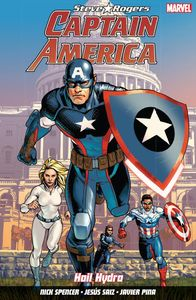 [Captain America: Steve Rogers: Volume 1 (UK Edition) (Product Image)]