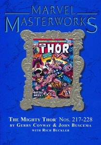 [Marvel Masterworks: Mighty Thor: Volume 13 (DM Edition) (Hardcover) (Product Image)]