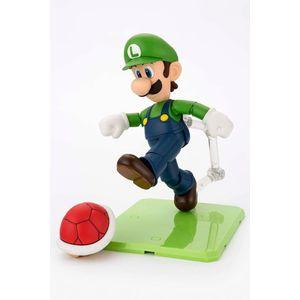[Super Mario: SH Figuarts: Luigi (Product Image)]