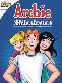 [The cover for Archie: Milestones Digest #2]
