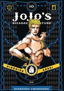 [JoJo's Bizarre Adventure: Part 3: Stardust Crusaders: Volume 10 (Hardcover) (Product Image)]