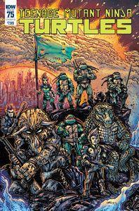 [Teenage Mutant Ninja Turtles Ongoing #75 (Cover B Eastman) (Product Image)]