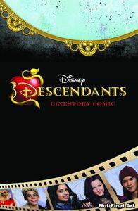 [Disney: Descendants Cinestory (Product Image)]