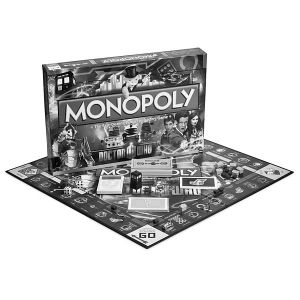 [Doctor Who: Monopoly Limited Edition (Product Image)]
