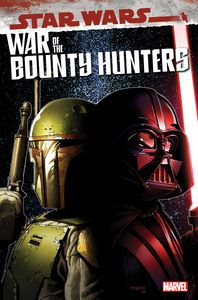 [Star Wars: War Of The Bounty Hunters #3 (Product Image)]