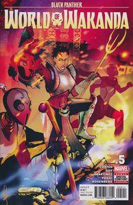 [Black Panther: World Of Wakanda #5 (Product Image)]
