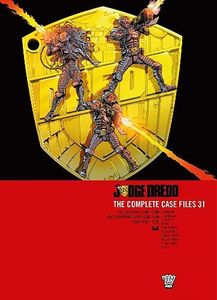[Judge Dredd: The Complete Case Files: Volume 31 (Product Image)]