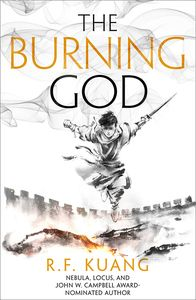 [The Poppy War: Book 3: The Burning God (Signed Hardcover) (Product Image)]