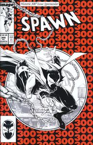 [Spawn #300 (4th Printing) (Product Image)]