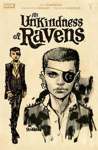 [Unkindness Of Ravens #1 (2nd Printing) (Product Image)]