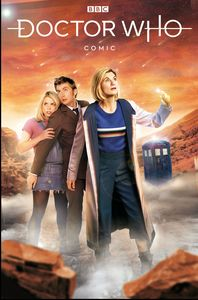 [Doctor Who Comics #3 (Cover B Photo) (Product Image)]