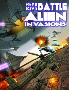 [How To Draw & Battle Alien Invasions (Product Image)]