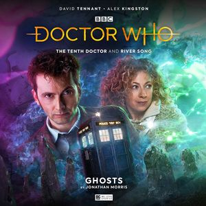 [Doctor Who: The Tenth Doctor Adventures: The Tenth Doctor & River Song: Ghosts (Product Image)]