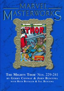 [Marvel Masterworks: Mighty Thor: Volume 14 (Hardcover DM Edition) (Product Image)]