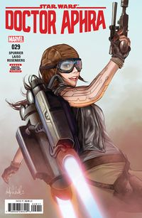 [The cover for Star Wars: Doctor Aphra #29]