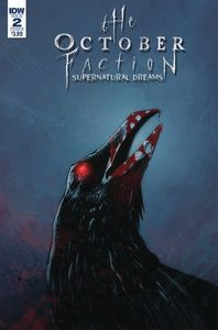 [October Faction: Supernatural Dreams #2 (Cover B Worm) (Product Image)]