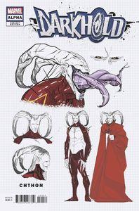 [Darkhold Alpha #1 (Tormey Design Variant) (Product Image)]