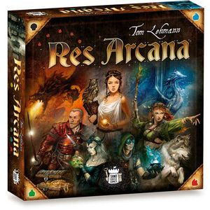 [Res Arcana (Product Image)]