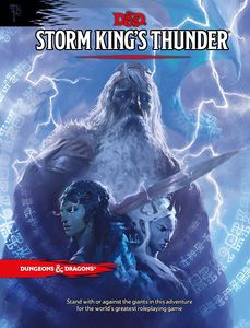 [Dungeons & Dragons: Storm King's Thunder (Product Image)]