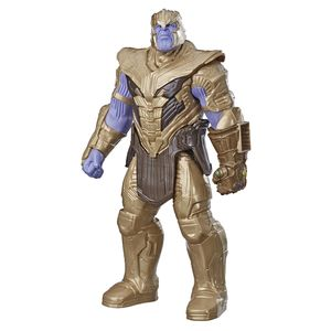 [Avengers: Endgame: Titan Hero Deluxe Action Figure: Thanos (Product Image)]