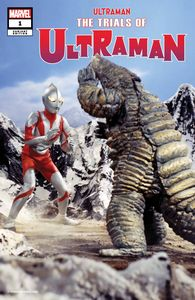 [Trials Of Ultraman #1 (TV Variant) (Product Image)]