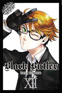 [Black Butler: Volume 12 (Product Image)]