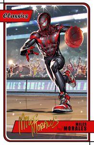 [Amazing Spider-Man #68 (Kael Ngu Marvel Classic Basketball Card Variant) (Product Image)]