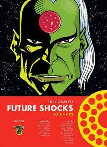 [The Complete Future Shocks: Volume 2 (Product Image)]