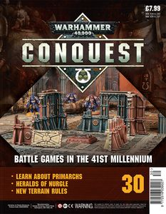 [Warhammer 40K: Conquest: Figurine Collection #30 (Product Image)]
