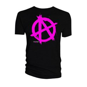 [Life Is Strange: Before The Storm: T-Shirt: Anarchy Symbol (Product Image)]