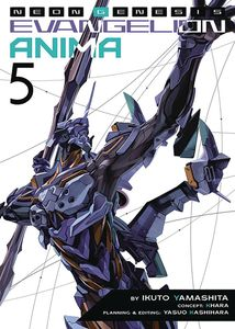[Neon Genesis: Evangelion Anima: Volume 5 (Light Novel) (Product Image)]